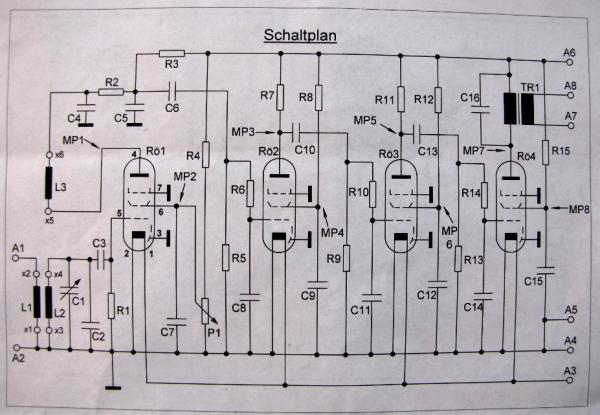 Röhren-Audion