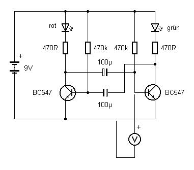 schaltplan blinkerschaltung wiring diagram