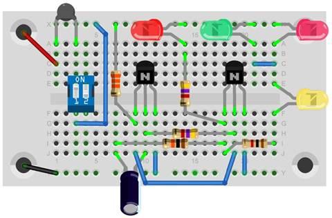 Elektronik-Kinderkalender 2017