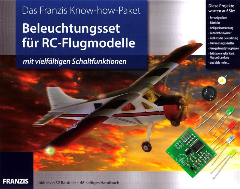 Flugmodellbeleuchtung