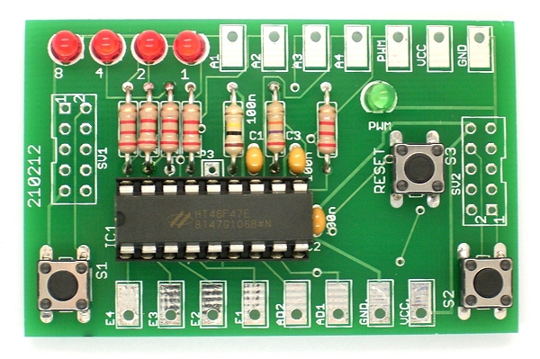 Microcontroller - Writing the first program and transfer ...