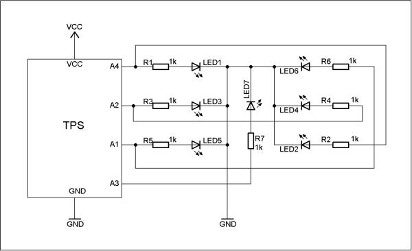 Elektronischer würfel schaltplan – Lichtschalter beschriftung