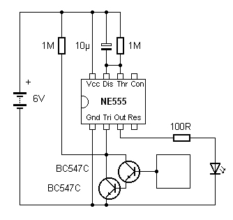 Rangkainskematik Untuk Sensor Gerak Anti Maling besides Hard Wired Smoke Detectors Diagram likewise Infrared Motion Sensor Light Switch for Bathroom Proximity Adjustable Time Delay PIR Motion Sensor Switch together with Diagram Zener Test Diode Tester Circuit Schematic together with Index6. on motion detector circuit
