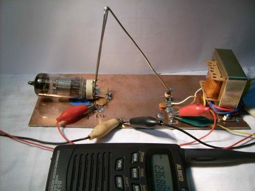 Ретро-радио - регенеративный